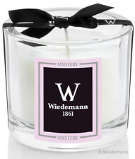 Luxury Perfume Scented Candle Mystery 120x110mm in glass in very fine Gift Box NEW