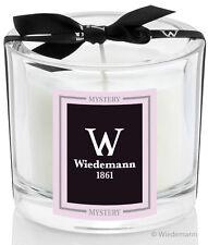 Luxus Parfum Duft Kerze Mystery 120x110mm im Glas in sehr edler Geschenkbox NEW