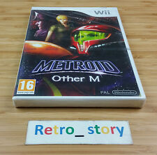 Nintendo Wii Metroid Other M NEUF / NEW PAL