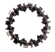 King Arthur's Tools 3-1/2 in. Dia. 12 teeth Replacement Chain For Squire 30012