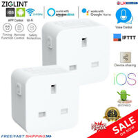 Smart Plug WiFi Socket Power Socket Outlet Switch Amazon Alexa/Google Home/IFTTT