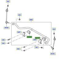 LAND ROVER GENUINE PART -SPACER BUSH - Discovery 4 (B4) 2010- LR018346