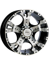 CSA JACKAL 16 X 8 SUITS TOYOTA,HOLDEN,MITSUBISHI,FORD,NISSAN