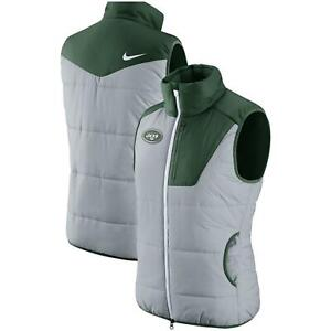 Nike ~ New York Jets Women's Size X-Small Champ Drive Vest $100 NWT