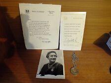 British Empire Medal Civil 1966 Plus Letters