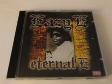 CD: EAZY-E - Eternal E (1995 Priority Records) NWA Ice Cube