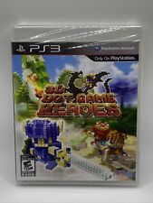3D Dot Game Heroes PS3 (Sony PlayStation 3, 2010) Brand New Sealed! RARE!