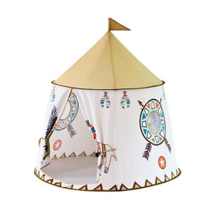 Spring Tour Child Tent Outdoor Oversized Game House Indian Yurt Baby Toy Castle