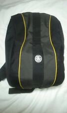 Nikon Crumpler Photo Backpack Used Exc Cond! Black, Slate and Yellow.