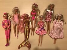 Vintage Rare Barbie 90s Bundle Dolls With Accessories - Availble Separately Too