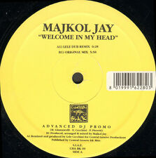 MAJKOL JAY - Welcome Dans Mon Head - Chameleon Black