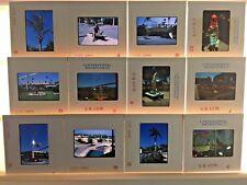 Vintage Florida Meer QUARIUM Souvenir Foto sanken Lot 12 9c Miami Monorail Reisen