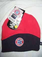 Bayern Munchen München Adidas Girl Men Hat pink blue NWT Football Soccer UEFA