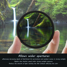 58mm Circular Polarizing UV Filter Lens Protector for Canon Nikon Rebel New