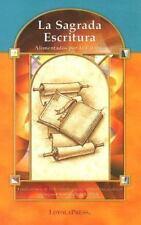 La Sagrada Escritura (fundamentos De La Fe Catolica): By Margaret Nutting Ralph