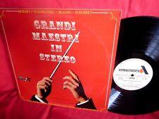 GRANDI MAESTRI IN STEREO LP 1954 ITALY