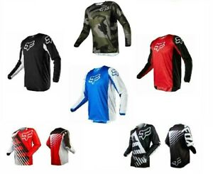 2020 Fox Racing Jersey Shirt Men's Motocross/MX/ATV/BMX/MTB Cycling Bike Tops US