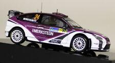 Ixo 1/43 Scale - RAM340 Ford Focus RS 07 WRC Catalunya 2008 Diecast Model Car