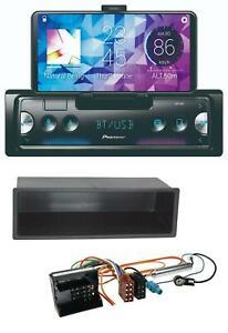 Pioneer MP3 AUX Bluetooth USB Autoradio für Citroen Berlingo, C2, C3, Jumpy
