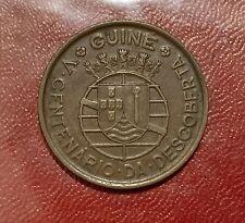 Guinea-Bissau 1946 Portugese coin - 1 Escudo