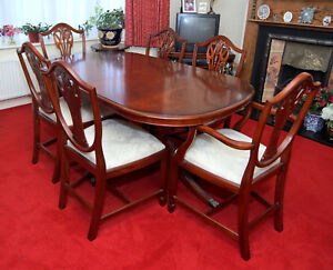 Reproduction Chairs In Table Chair Sets For Sale Ebay