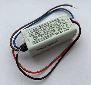 Mean Well APV-8-24 8W 24V Constant Voltage LED Driver