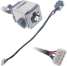ASUS R503U DC IN Power Jack Port Socket W/ Cable Connector Wire