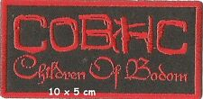 CHILDREN OF BODOM - COBHC patch - FREE SHIPPING
