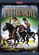 Cattle Drive (1946) DVD - JOEL McCREA, Dean Stockwell, KURT NEUMANN