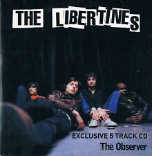 The Libertines  Exclusive 5 Track CD - Music CD N/Paper