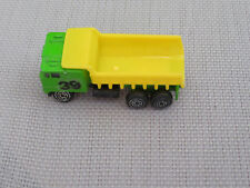 Possible Yatming Green Yellow Dump Truck #39 Diecast (Add'l Cars Ship 25¢)
