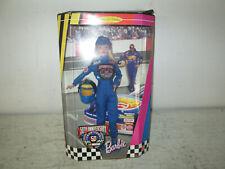 Vtg 1998 Barbie, 50th Nascar Anniversary Collector Edition, Nib 20442