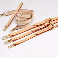 Real Leather Replacement Adjule Shoulder Crossbody Strap Handbags Purse Hq
