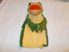 Vintage Stieff Kermit the Frog Hand Puppet