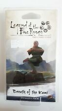 LEGEND OF THE FIVE RINGS Card Game: Tainted Lands dynasty pack (sealed)