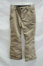 Volcom Boys' Big Freakin 2 Layer Shell Chino Snow Pant, Shepard, US Medium/ 10Y