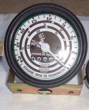FORD Tractor 4 Speed Tachometer / Proofmeter C3NN17360N, 8N17360A1- BLACK Bezel