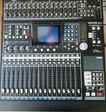 TASCAM DM-24 Digitalmischpult DM24 32-Kanal Digital Mixer