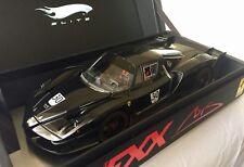 Ferrari Enzo FXX Michael Schumacher Hotwheels super Elite 1 18