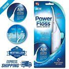Oral Irrigator Dental Water Jet Power Floss Air Powered Flosser Teeth Cleaner