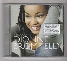 (HA4) Dionne Bromfield, Introducing Dionne Bromfield - 2009 CD