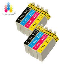 8 INK CARTRIDGE FOR EP STYLUS SX420W SX425W SX620FW SX535WD SX525WD