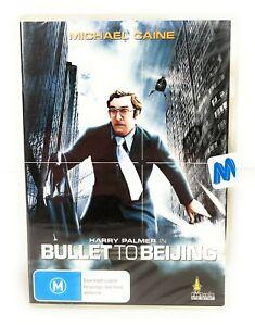 Bullet to Beijing (DVD, 1995) RARE Michael Caine New & Sealed Region 4