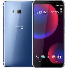"HTC U11 Eyes 4GB 64GB 6"" (Dual Sim) Android 8 Unlocked Global Version - Silber"