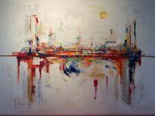 Schilderij 140-100 cm, te koop wegens overcompleet.