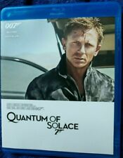 Quantum of Solace (Blu-ray Disc, 2015) 007 - JAMES BOND - LIKE NEW CONDITION !