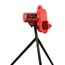 Heater Sports Power Alley Pro Real Baseball Machine (Reconditioned)
