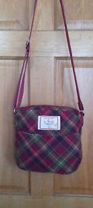 Pink Tartan Shoulder Bag ( Ness)