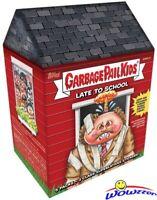2020 Topps Garbage Pail Kids Series 1 LATE TO SCHOOL EXCLUSIVE Blaster Box !