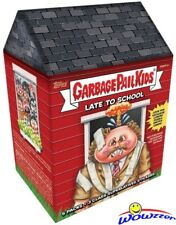 2020 Topps Garbage Pail Kids Series 1 LATE TO SCHOOL EXCLUSIVE Blaster Box !